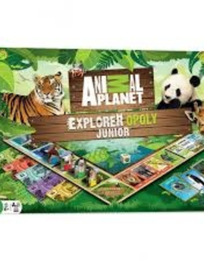Animal Planet Exploreropoly