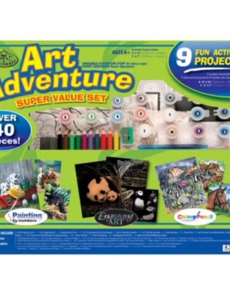 Art Adventure Set 3