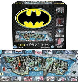 Batman Mini Gotham 4D Puzzle