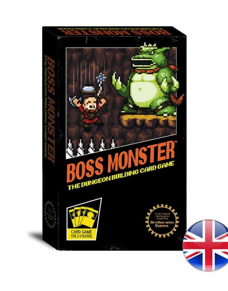 Boss Monster Base Card Came
