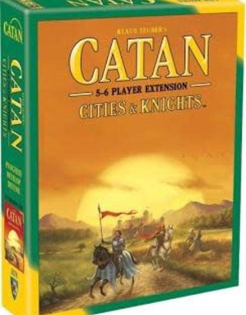 Catan Cities & Knight