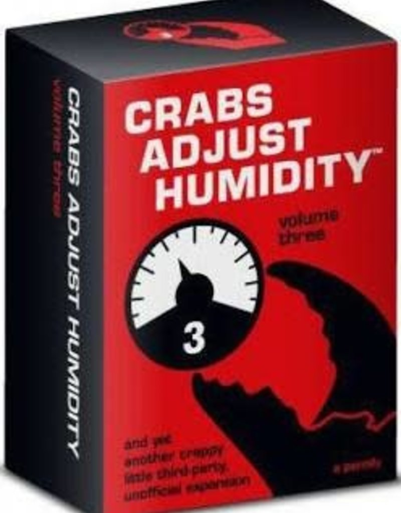 Crabs Adjust Humidity V3
