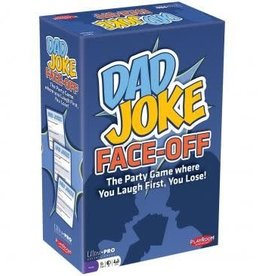 Dad Joke Face Off