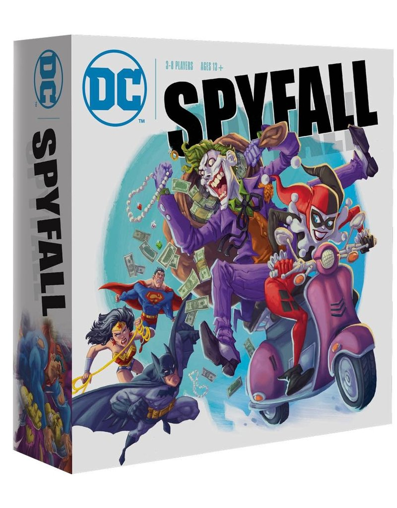 DC Spyfall Game