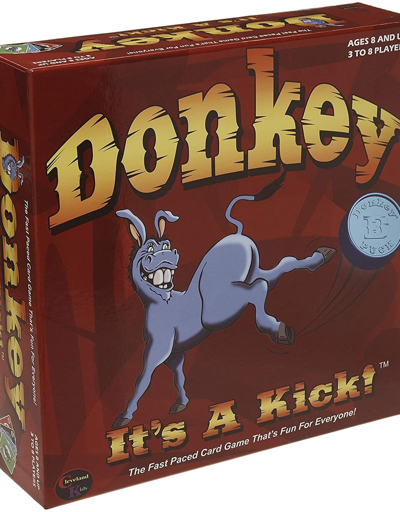 Donkey it's a kick