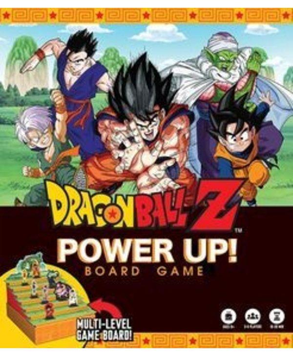 Dragonball Z Power Up Game