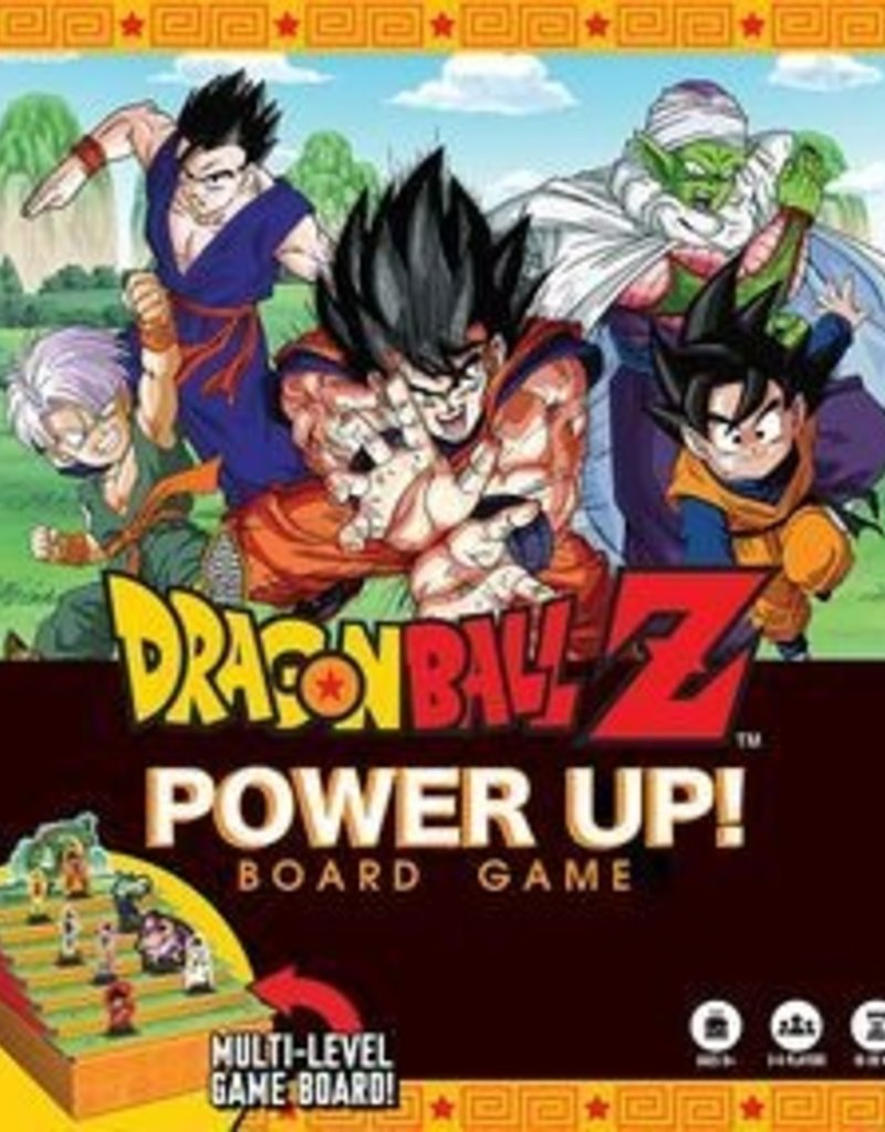 Dragonball Z Power Up Game