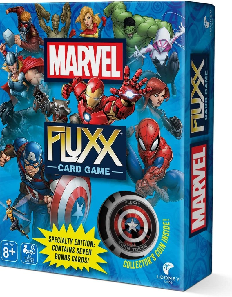 Flux Marvel