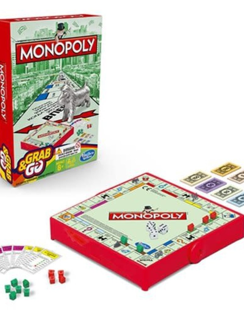 Grab & Go Monopoly