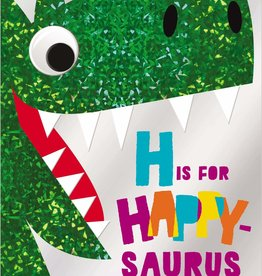 H is for Happysaurus