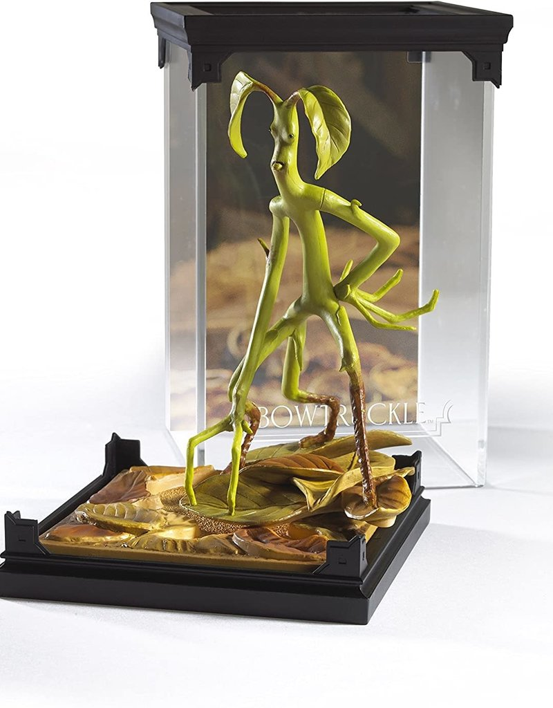 Harry Potter Magical Creatures Bowtruckle