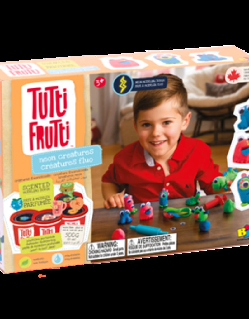 Tutti Frutti Tutti Frutti Neon Creatures Play Doh