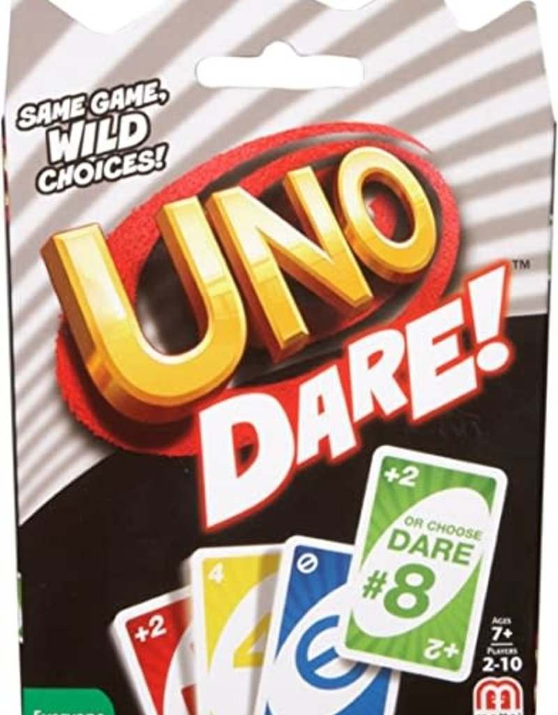 Mattel Games Uno Dare