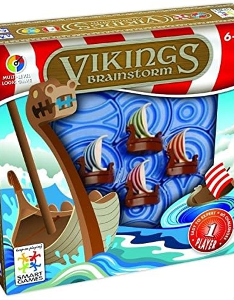 Smart Games Vikings Puzzle Game