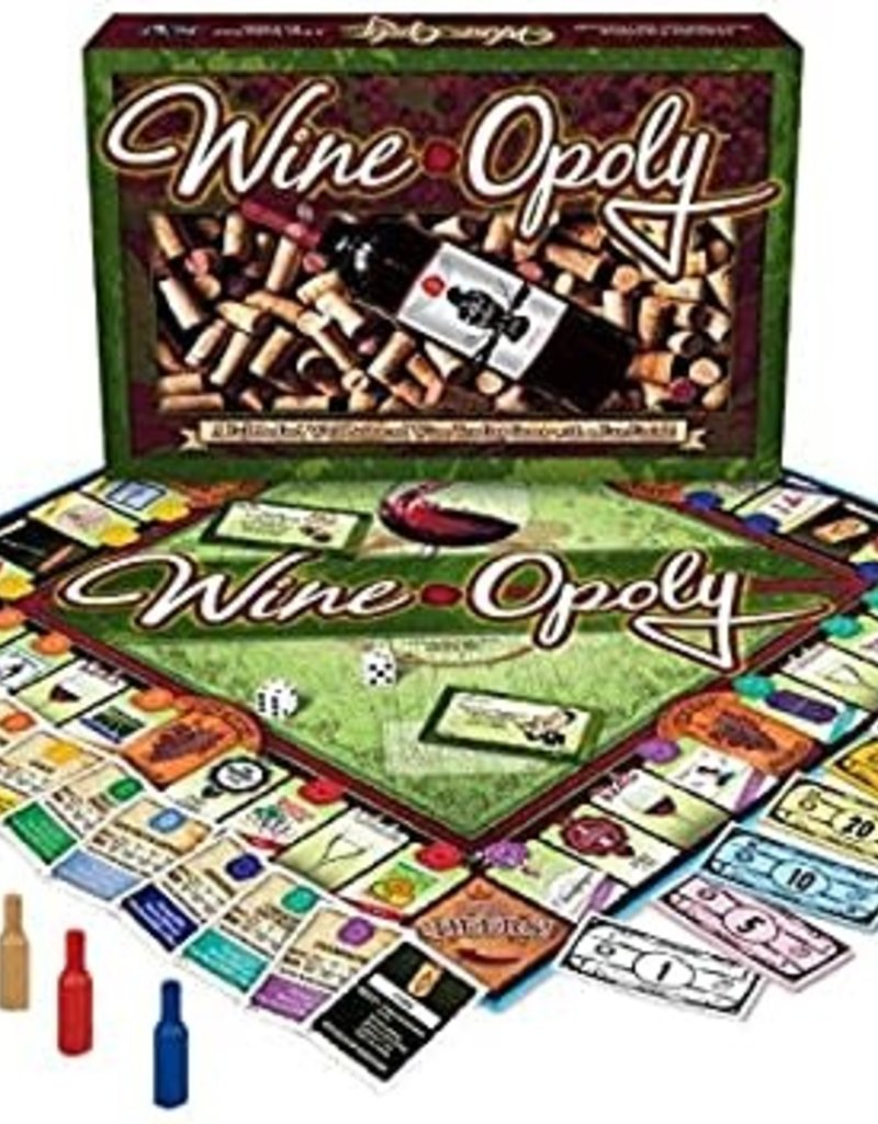 Wine opoly