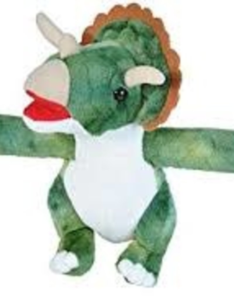 Wild Republic Huggers Triceratops
