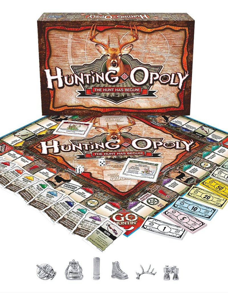 Hunting opoly