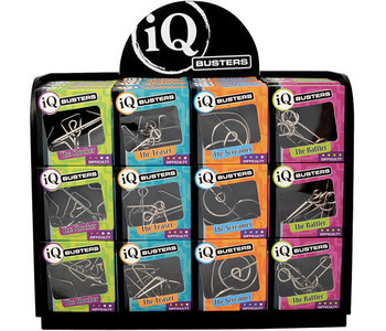 IQ Busters Wire Puzzle
