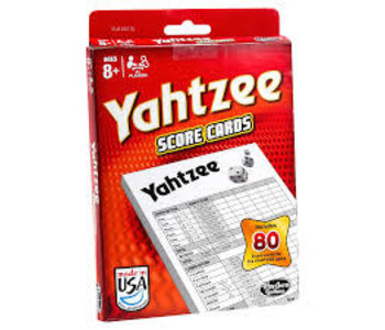 Yahtzee Pads