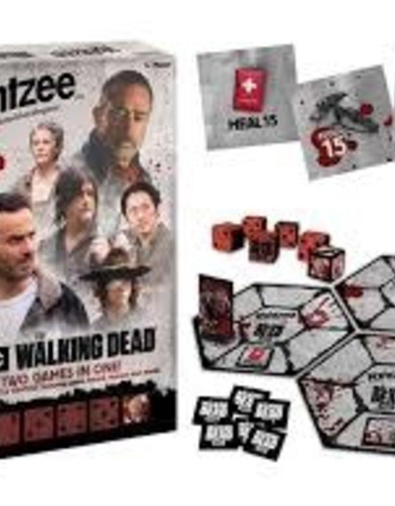 Yahtzee The Walking Dead