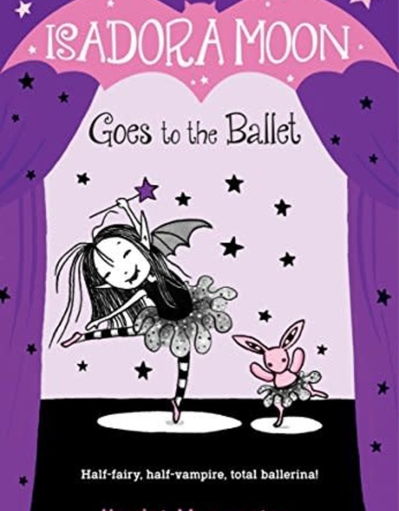 ISADORA MOON GOES TO THE BALLE