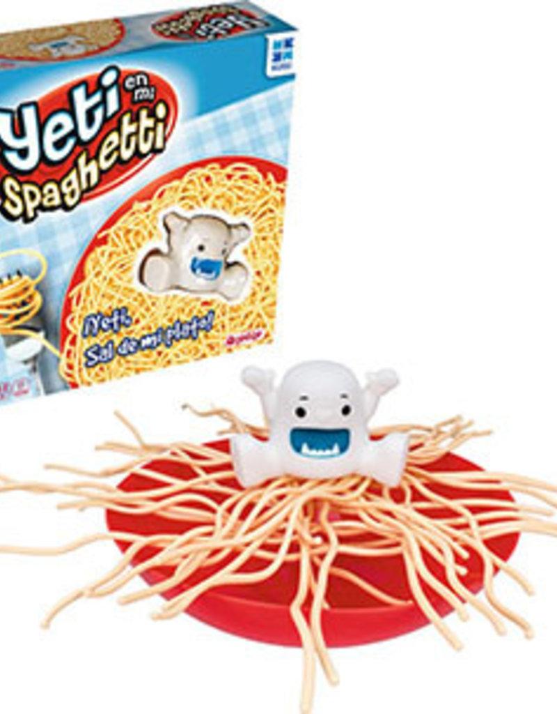 Yeti in My Spagetti