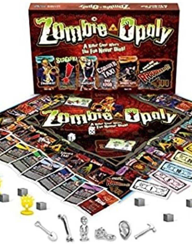 Zombie opoly