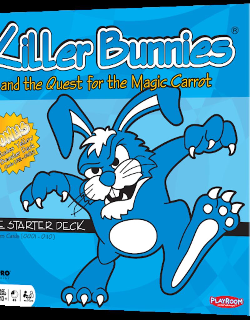 Killer Bunnies Quest Blue SK