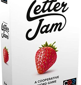 Letter Jam Game