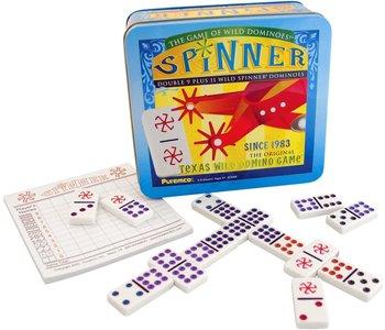 Spinner Dominoes