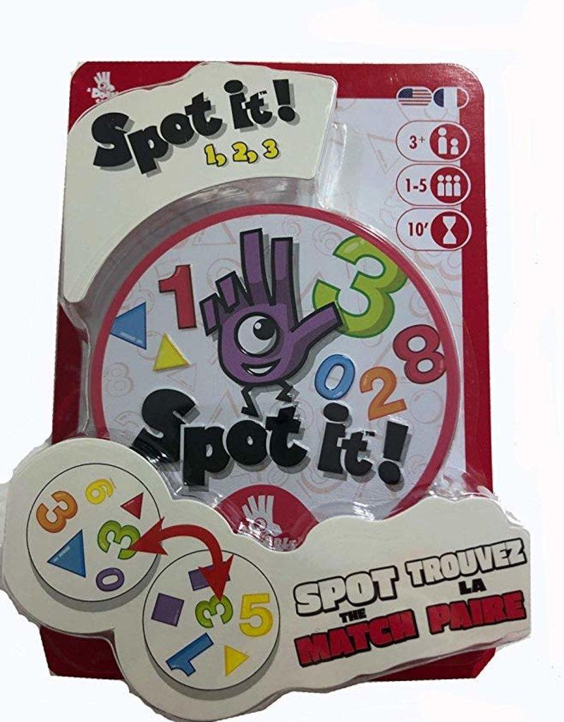 Spot It 123