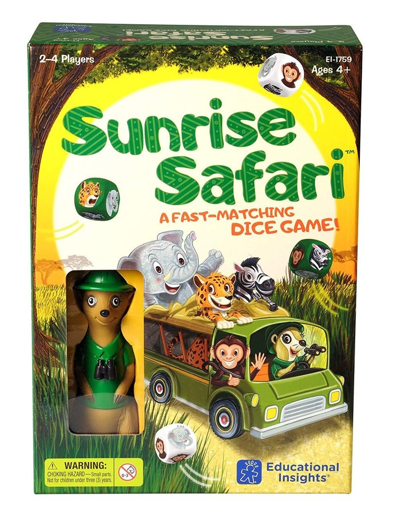 Sunrise Safari