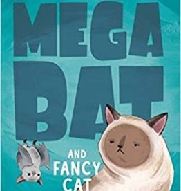 MEGABAT AND FANCY CAT