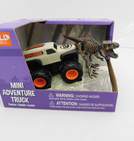 Wild Republic Mini T - Rex Skeleton - Truck