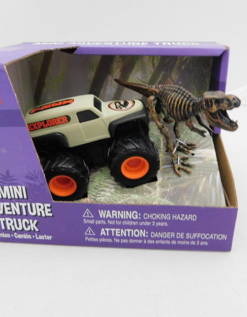 Wild Republic Mini T - Rex Skeleton - Truck