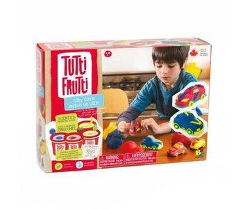 Tutti Frutti Play Dough Cars
