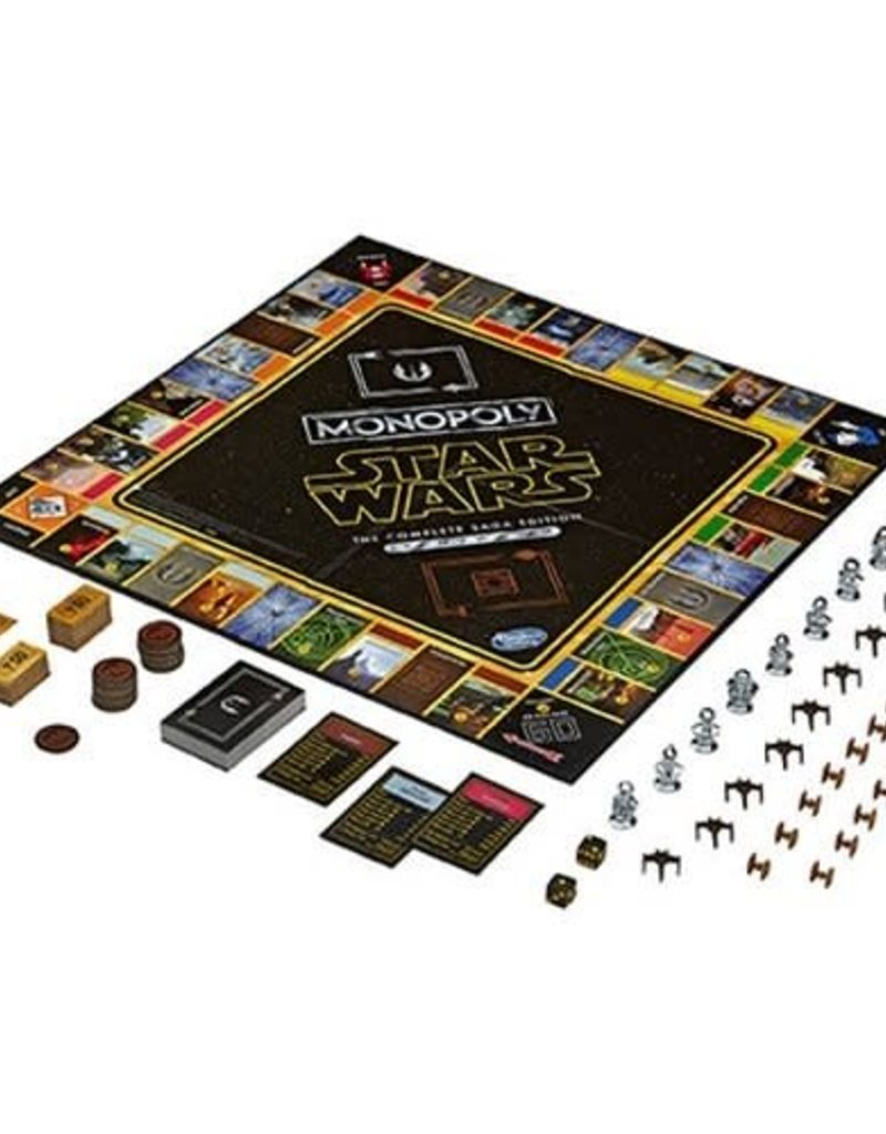Monopoly - Star Wars 40 th Anniversary
