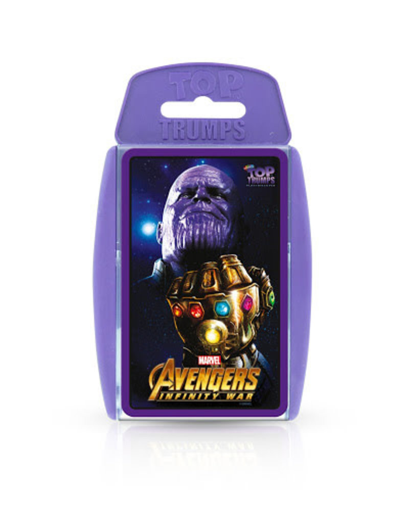 Top Trumps Avengers Infinity War