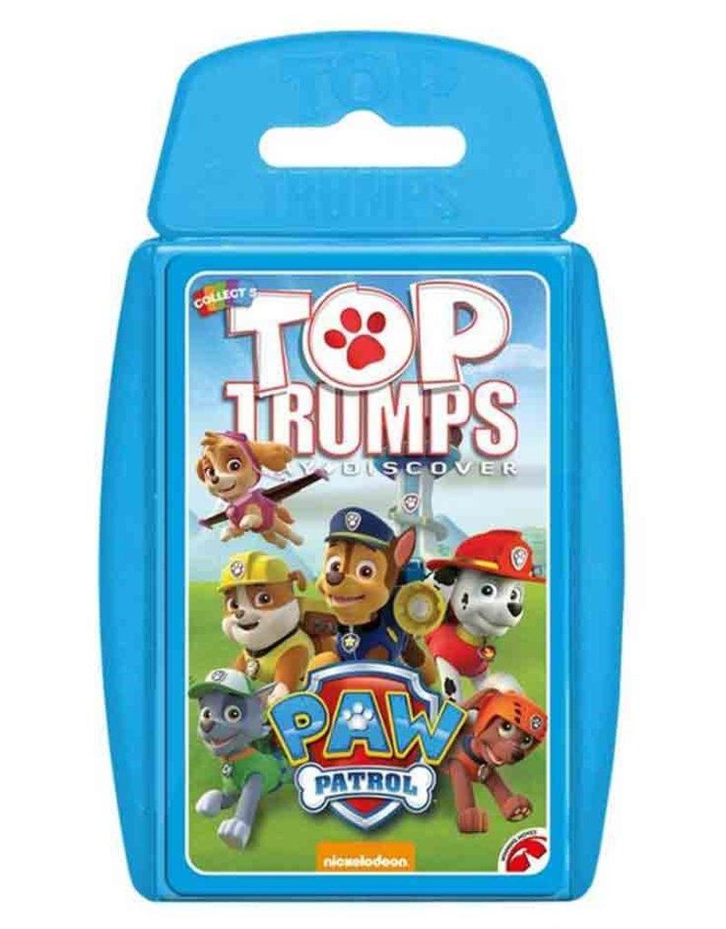 Top Trumps Paw Patrol