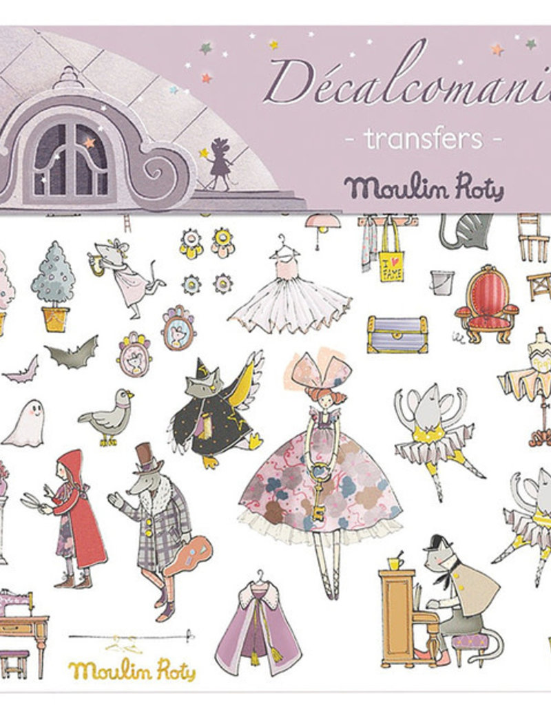 Moulin Roty Transfers: opera