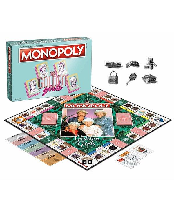 Monopoly Golden Girls