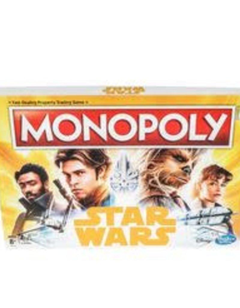 Monopoly Hans Solo