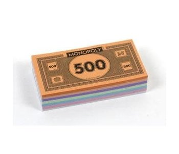 Monopoly money replacement