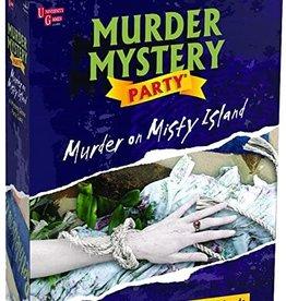 Murder Mystery Party Murder on Misty Island