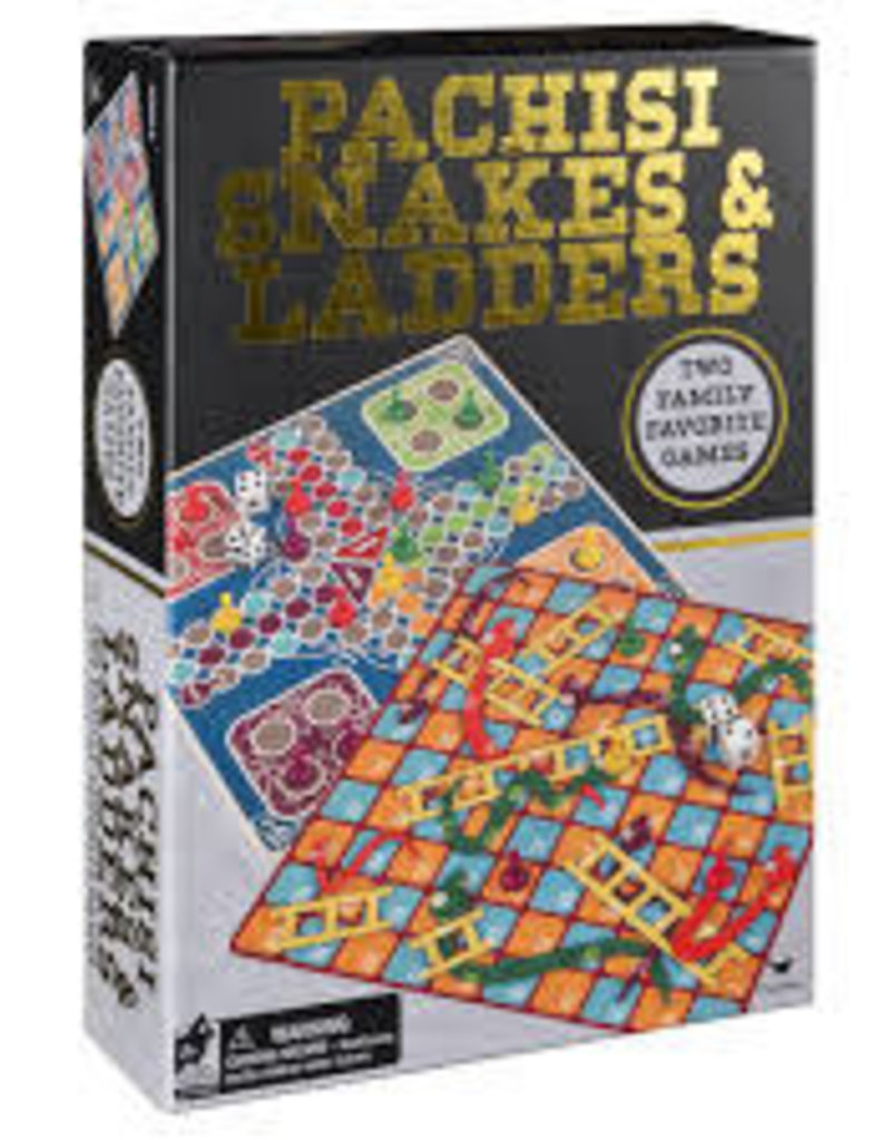 Pachisi Snakes and Ladders