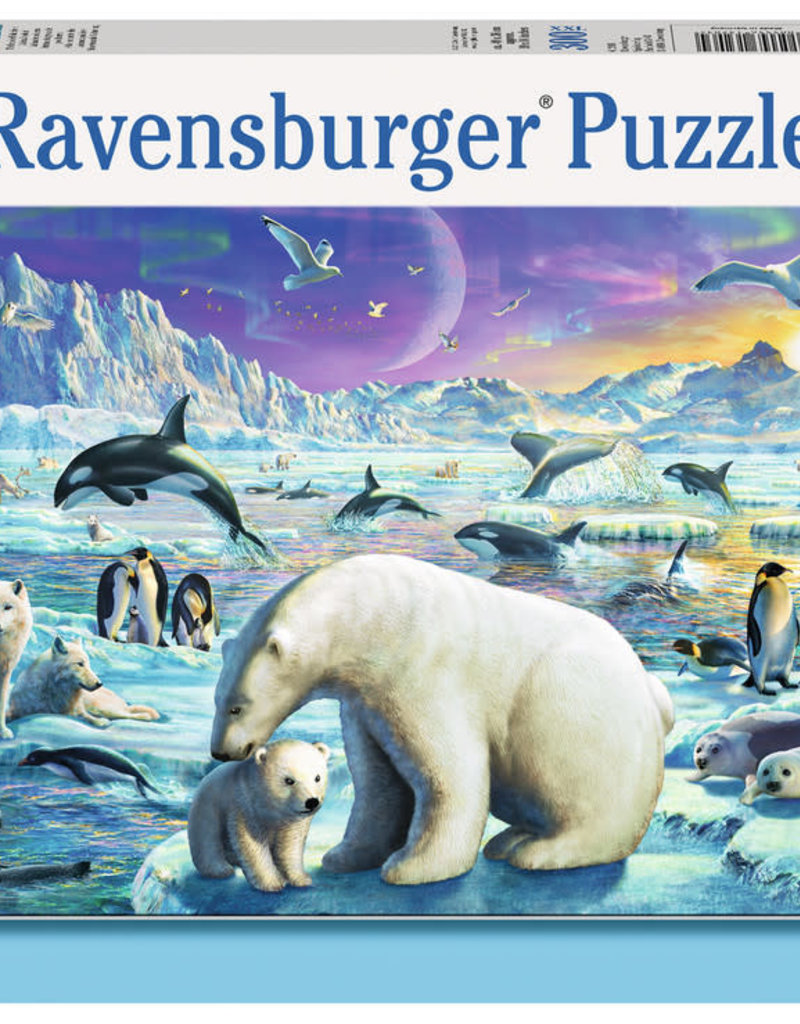 Ravensburger Polar Animals Gathering