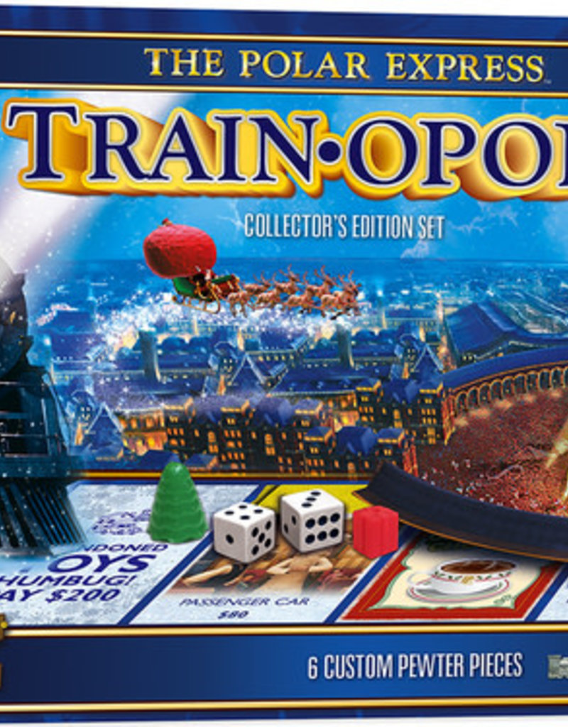 Polor Express Train-Opoly