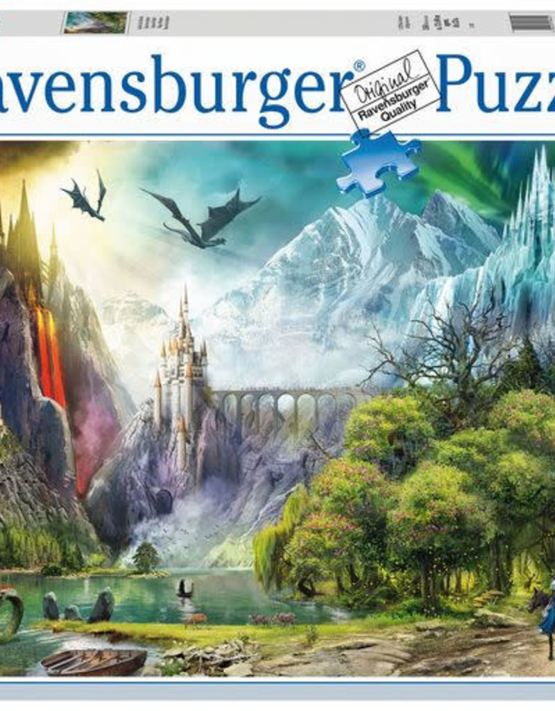 Ravensburger Reign of Dragons