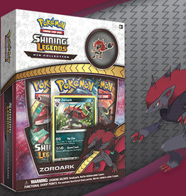 Pokemon Pokemon Pin Box Zoroark