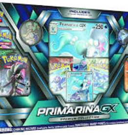 Pokemon Pokemon GX Premium Primarina